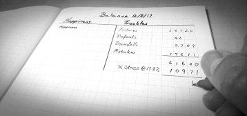 Bilanz-ziehen