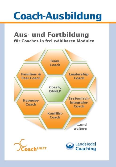 Broschüre Coach-Module