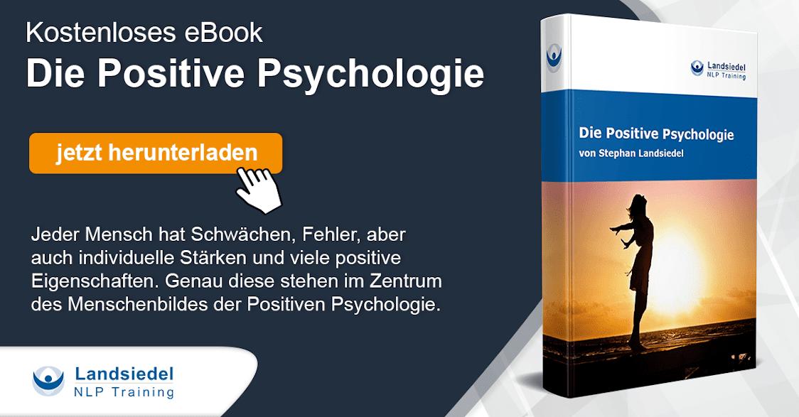 Ebook: Positive Psychologie