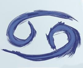 Bild von Horoskop für den Krebs