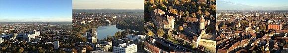 Nürnberg Aussicht