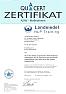 AZAV-Ma�nahme Zertifikat
