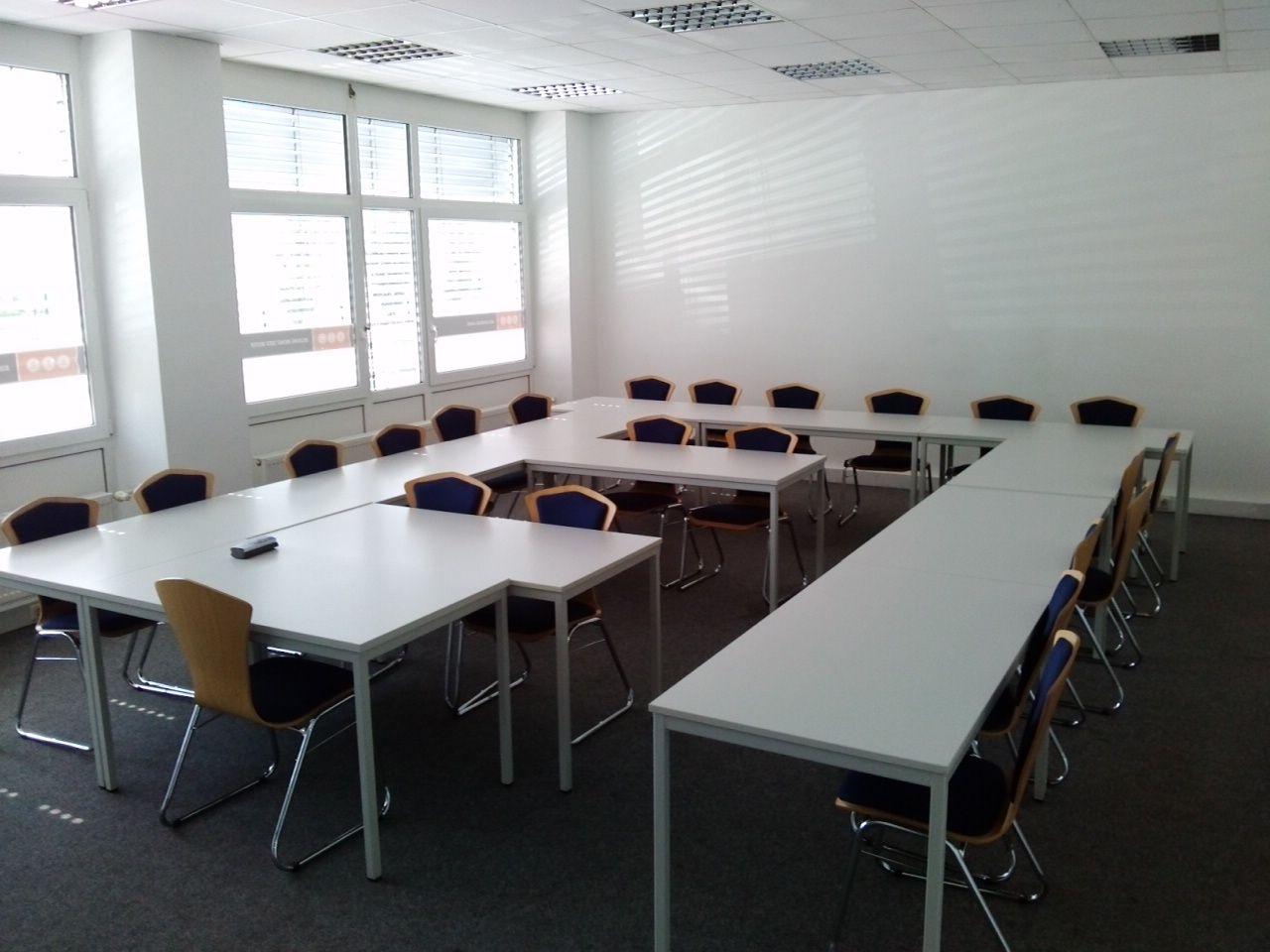 Seminarraum LNLPT Augsburg