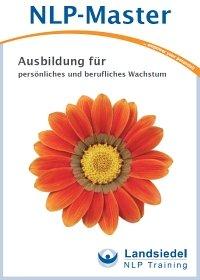 Broschüre zum NLP-Master