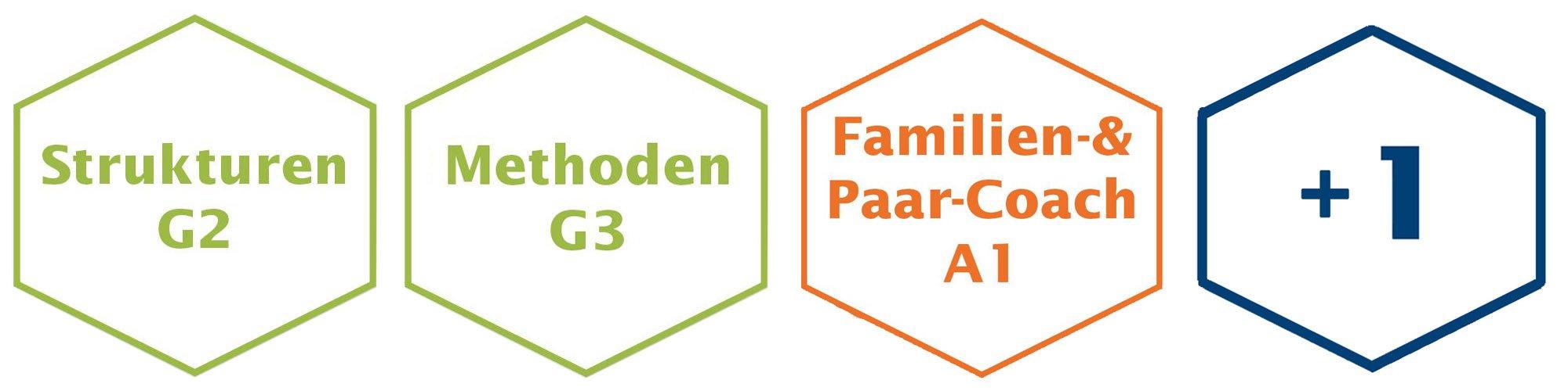 Familiencoach und Paarcoach Ausbildung Module