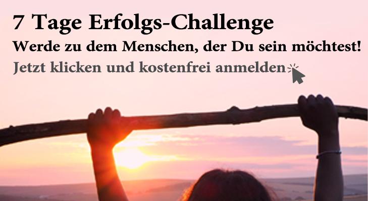 Erfolgs-Challenge in Erfurt