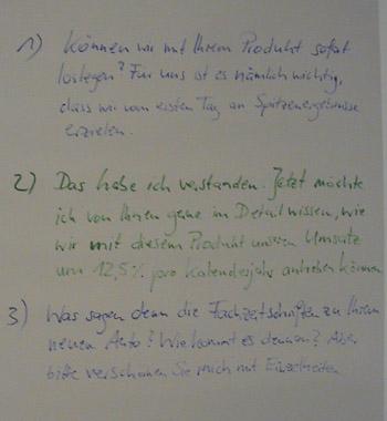 Flipchart Metaprogramme 26