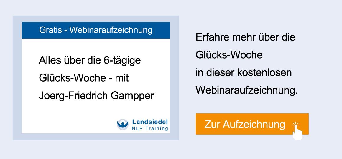 Webinar Glueckswoche