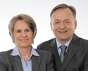 NLP Trainer Dr. Gudrun Reinschmidt und Detlef Lindner