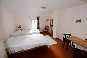 Doppelzimmer Bettenburg