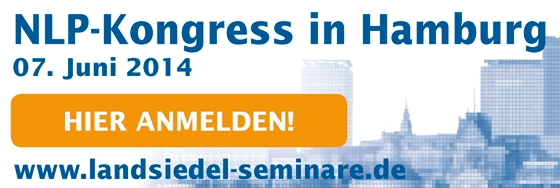 NLP-Kongress in Hamburg