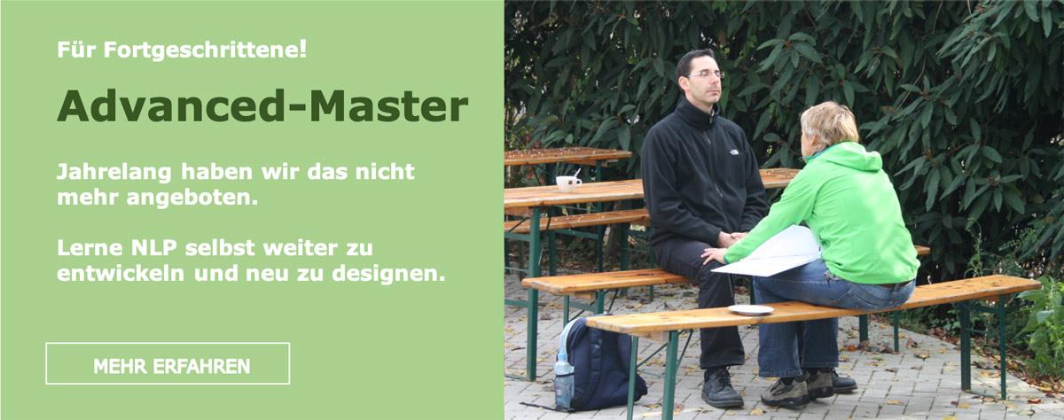 Advanced-Master-Jubiläum