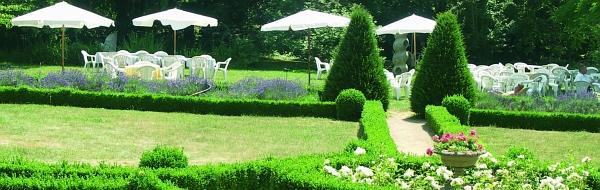Garten Schloß Zeilitzheim