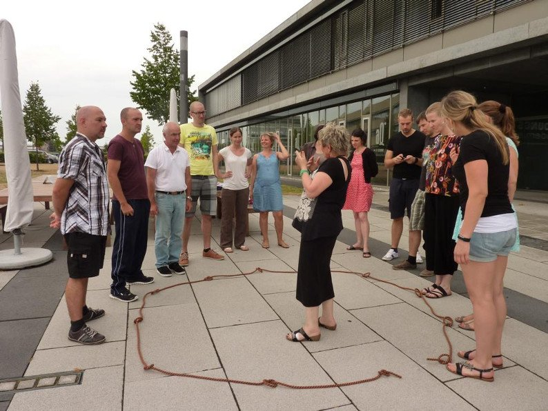 NLP Practitioner-Ausbildung Konstanz Gruppenbild