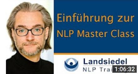 Video NLP Master Class