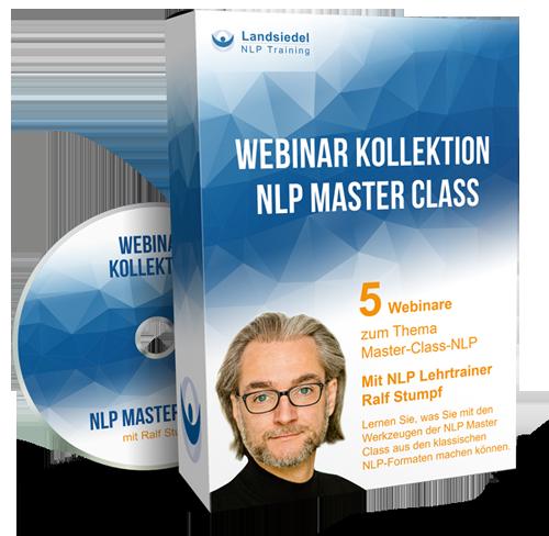 Die NLP Master Class Online-Seminar Kollektion als Download