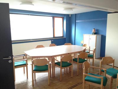 Seminarhaus Utbremen Raum zwei