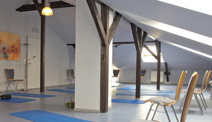NLP Essen Seminarraum