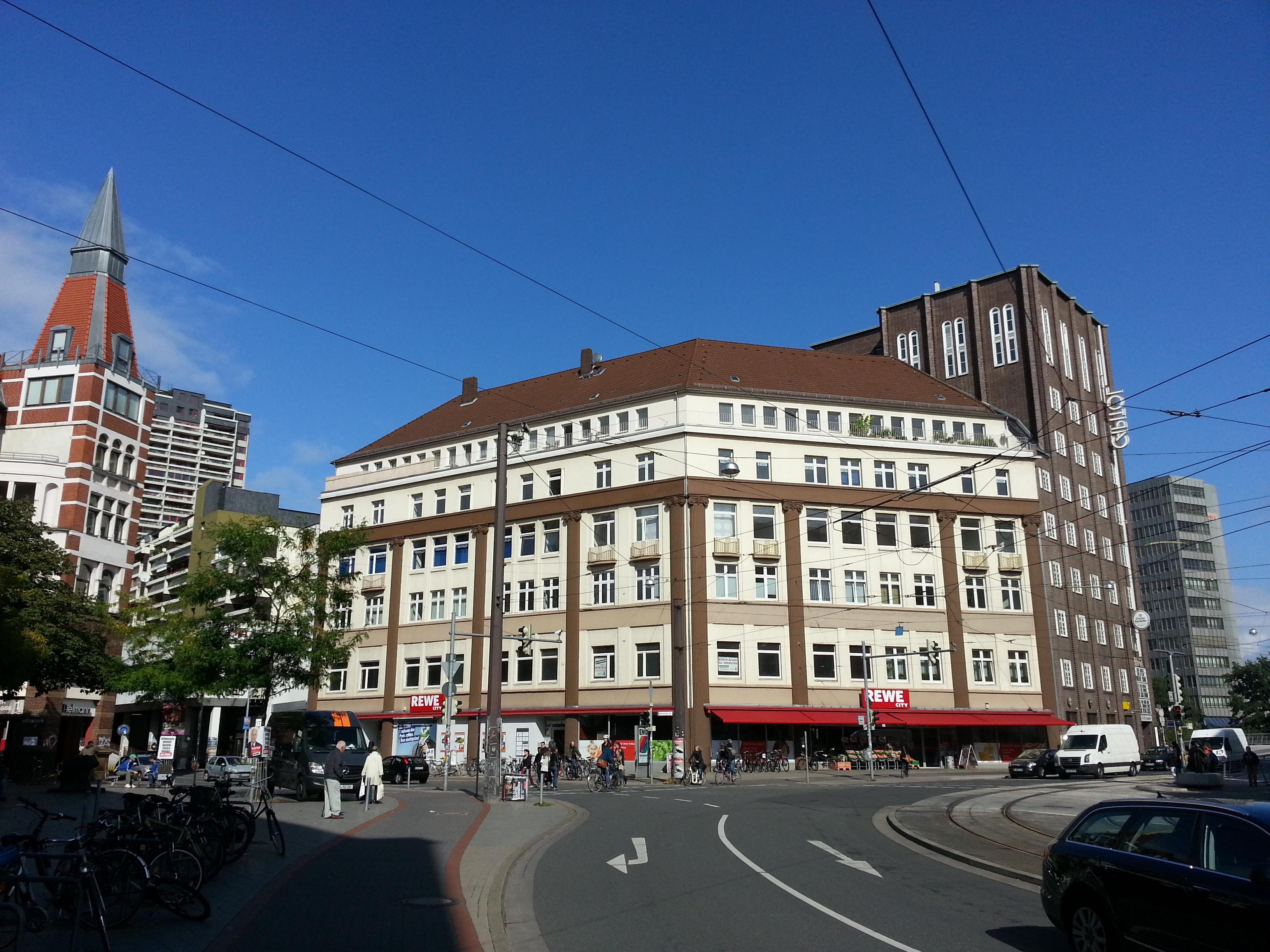 NLP Hannover Hausansicht