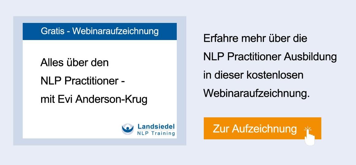 Webinar NLP Practitioner