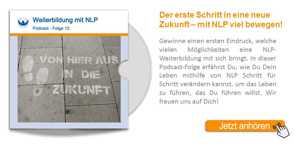 NLP Podcast 12: Weiterbildung mit NLP