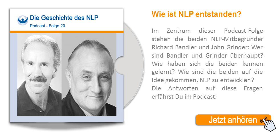 Geschichte des NLP