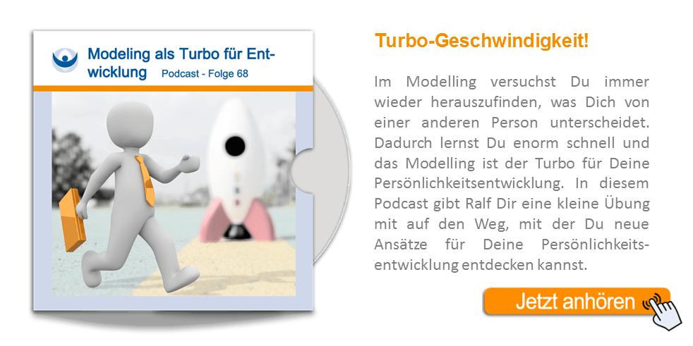 NLP Podcast 68: Modelling als Turbo für Persönlichkeitsentwicklung