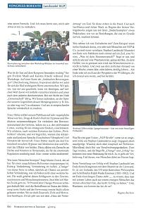 Artikel Landsiedel Kongress