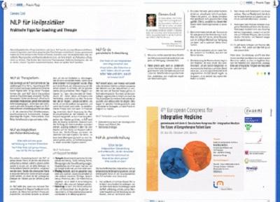 Artikel in der Zeitschrift 'Co-Med'