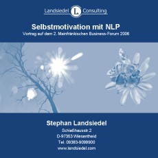 Cover Selbstmotivation mit NLP