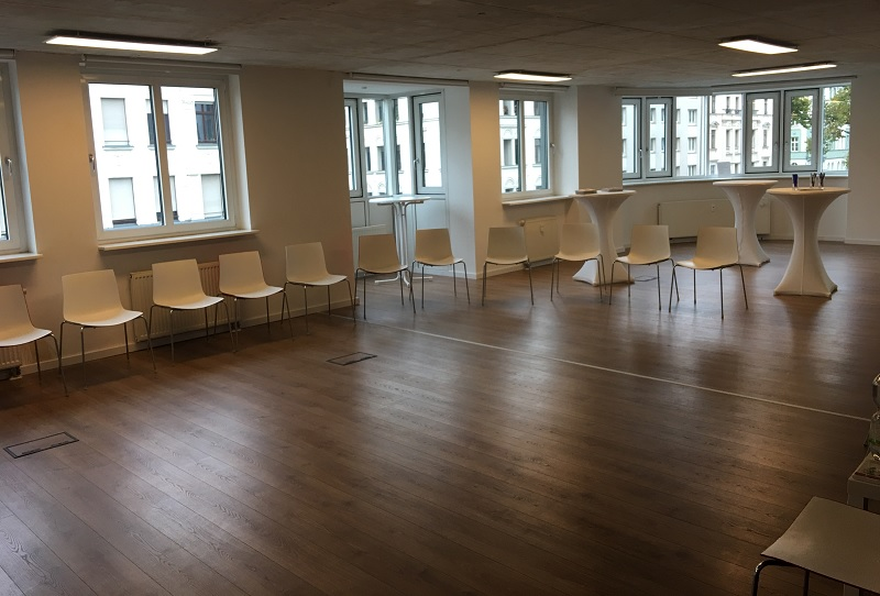 Seminarraum LNLPT Leipzig