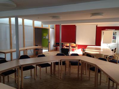 Seminarhaus Utbremen Raum eins