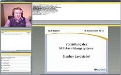 Handout zum NLP-Ausbildungssystem