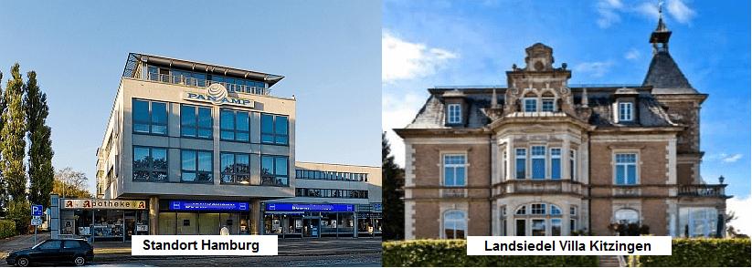 Standorte Unternehmer-Akademie