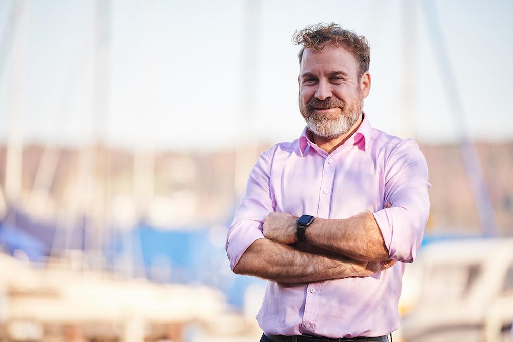 Stephan Landsiedel als Unternehmer