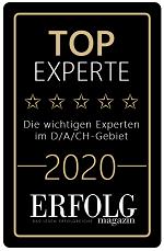 TOP-Experten Siegel 2020
