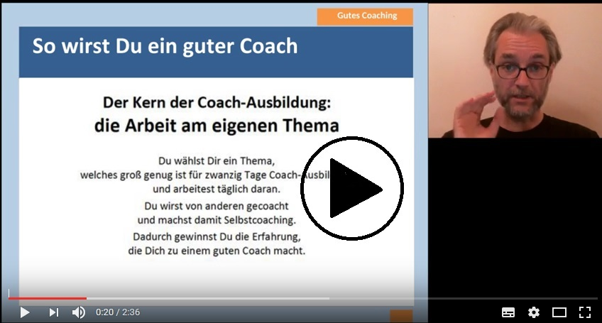 Coaching mit Ralf Stumpf in Berlin