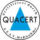 AZAV Maßname Zertifikat
