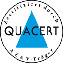 AZAV Träger Zertifikat