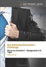 Andreas Tronnier: Die Antischüchternheits – Challenge