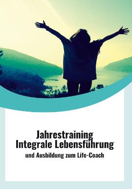 Broschüre Integrale Lebensführung