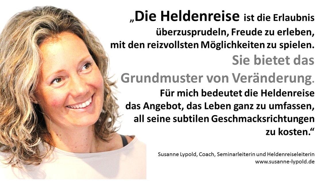 Teilnehmerstimme Susanne Lypold