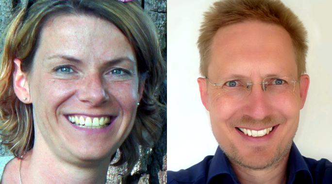 Julia Ehmer und Willi Kiechle