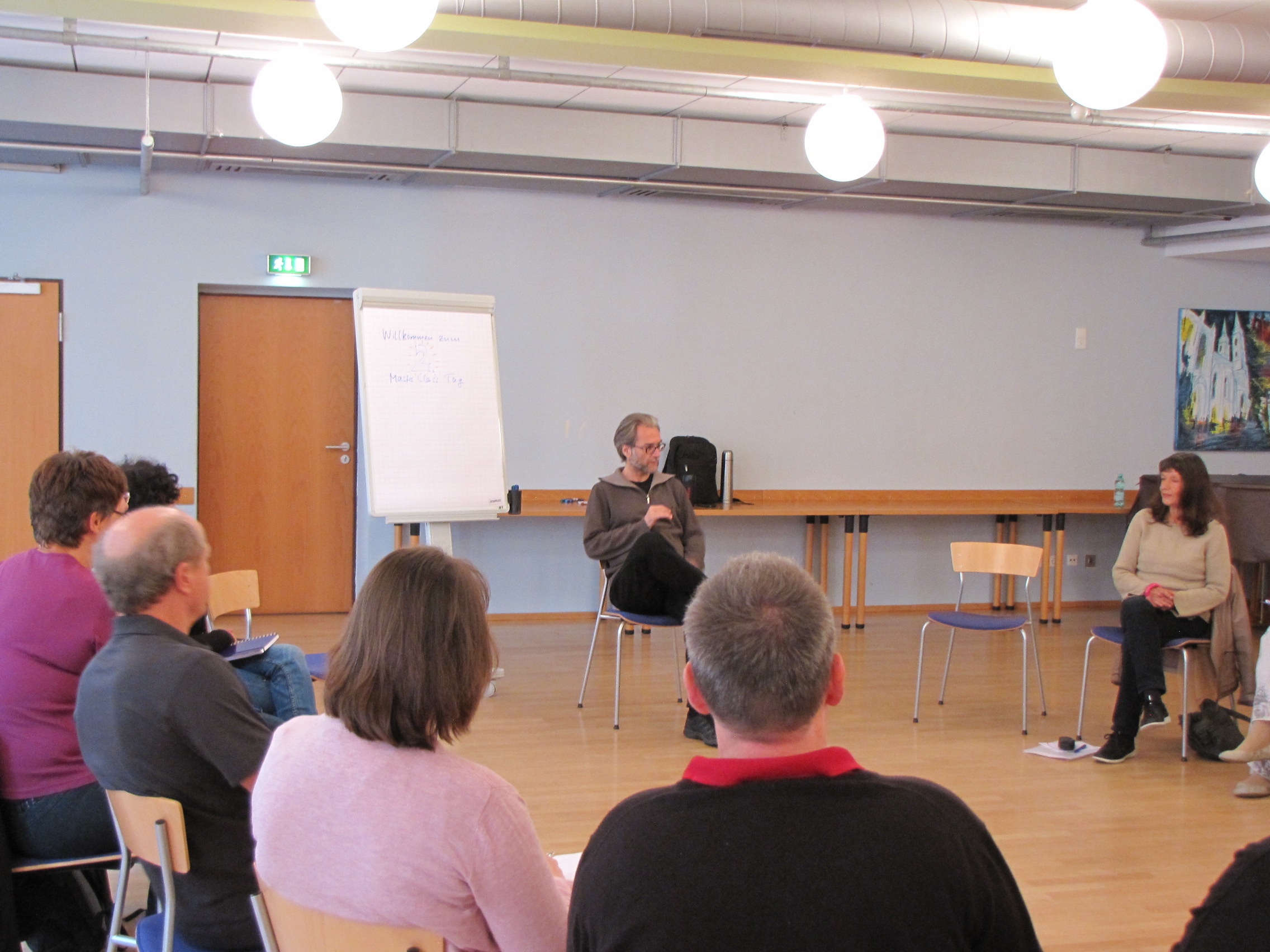 Master Class mit Ralf Stumpf