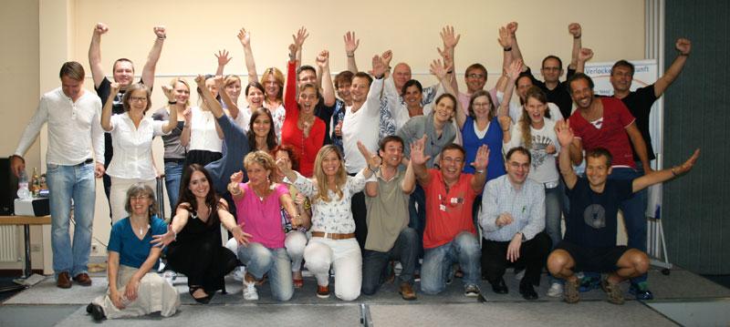 Teilnehmer NLP in a Week
