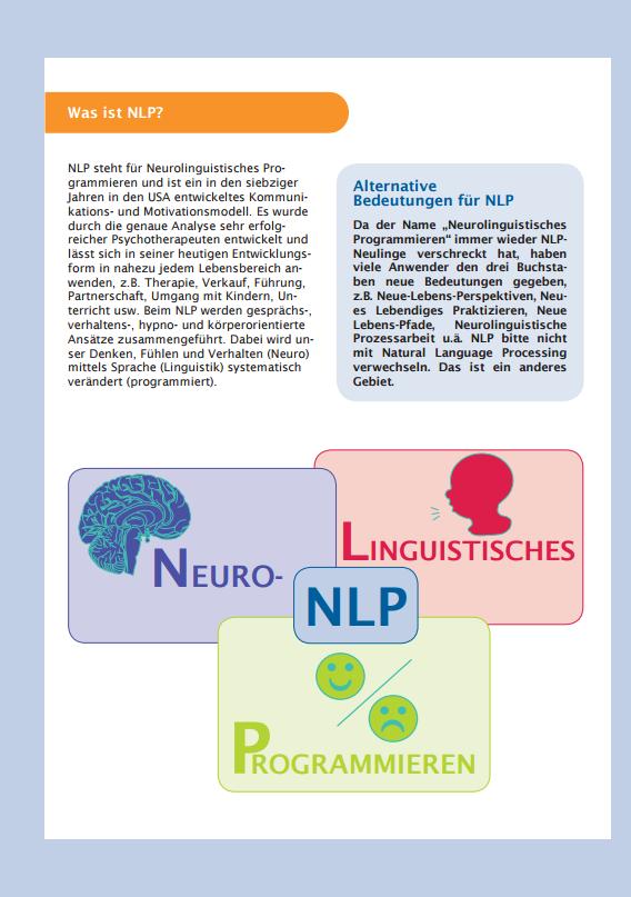 NLP-Startepaket Seite 2