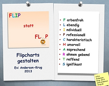 Gratis Download Flipchart-Gestaltung