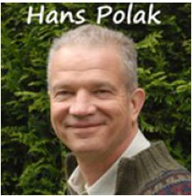 Master Health Trainer Hans Polak
