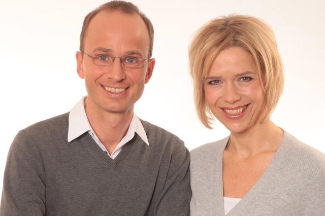 Astrid-Beate und Christoph Oberdorf