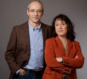 Kornelia Becker-Oberender und Erwin Oberender
